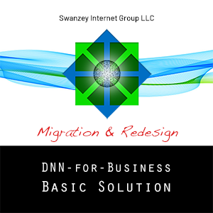 DNN Basic Solution Migration & Redesign