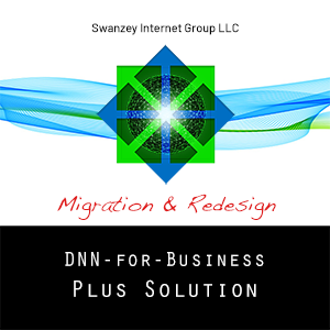 DNN Plus Solution Migration & Redesign