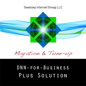 DNN Plus Solution Migration & Tune-up