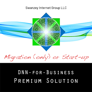 DNN Premium Solution Migration (only) or Start-up