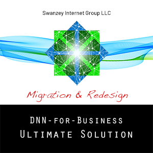 DNN Ultimate Solution Migration & Redesign
