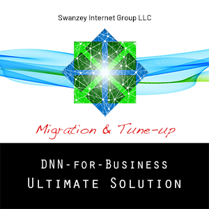 DNN Ultimate Solution Migration & Tune-up