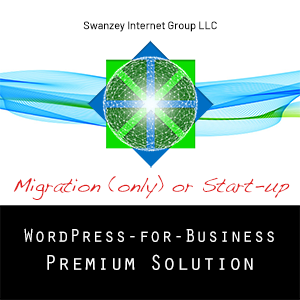 WordPress Premium Solution Migration (only) or Start-up