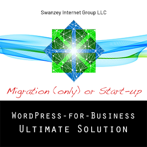 WordPress Ultimate Solution Migration (only) or Start-up